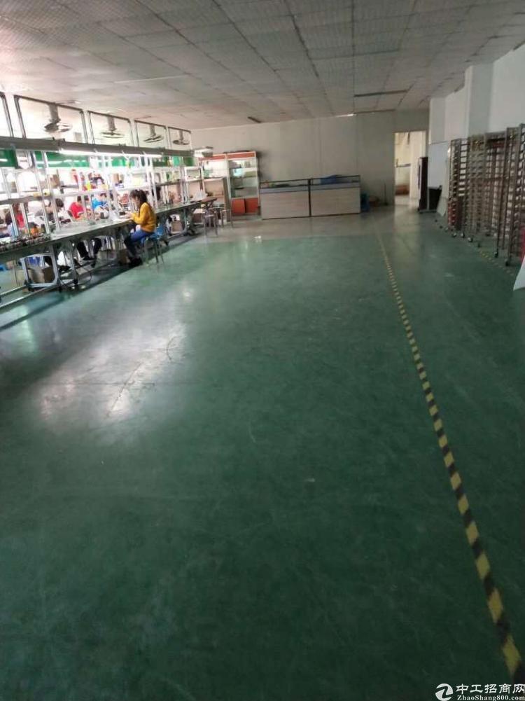 龙华民治新出840平厂房价格实惠-图4
