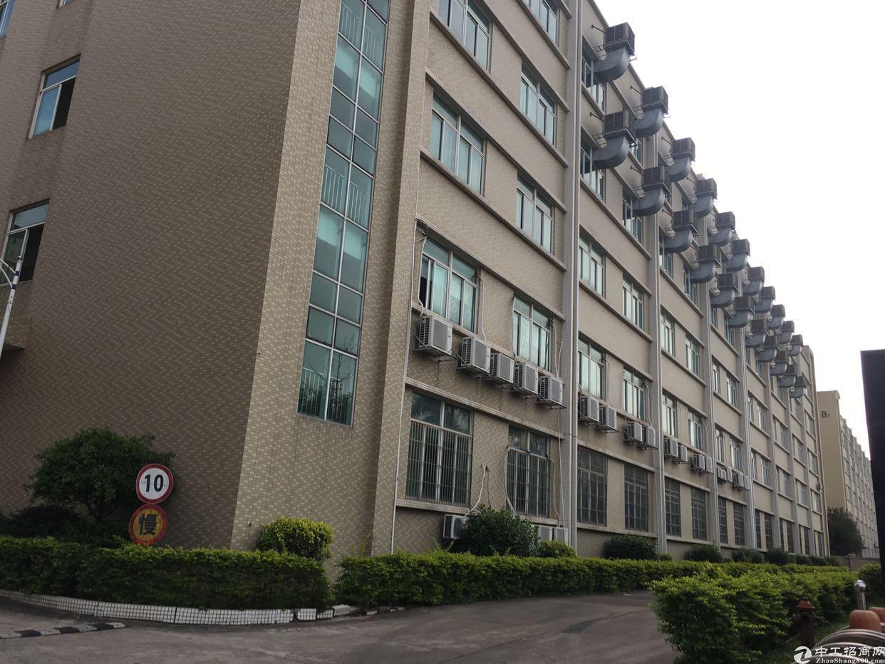 仲恺高新区工业园标准厂房独栋18380平