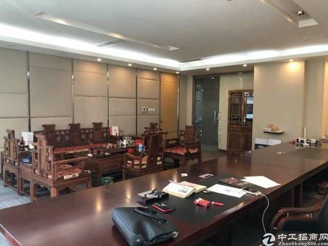 出租龙华天虹办公室面积1600平豪华装修-图6