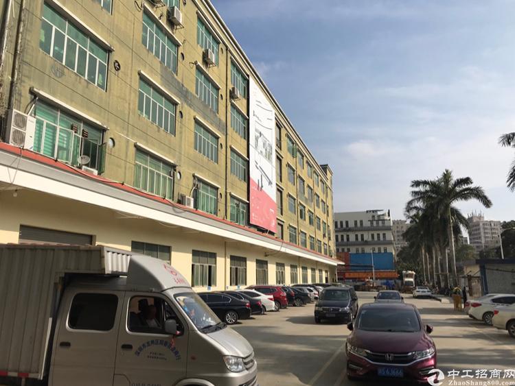 西乡独门独院靠主干道2万平厂房整体打包租期10年