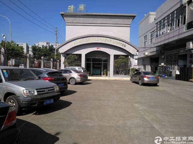 凤岗雁田一楼标准7.5米高带独立办公楼厂房!
