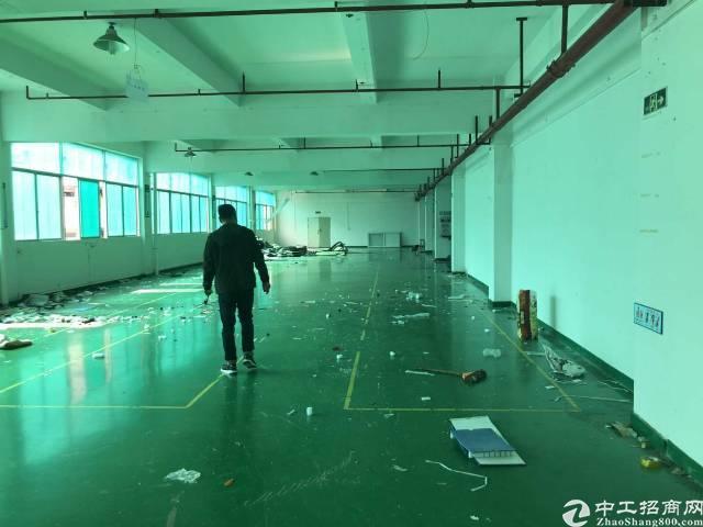 惠东平山楼上厂房600平招租,带装修,形象好,水电齐全