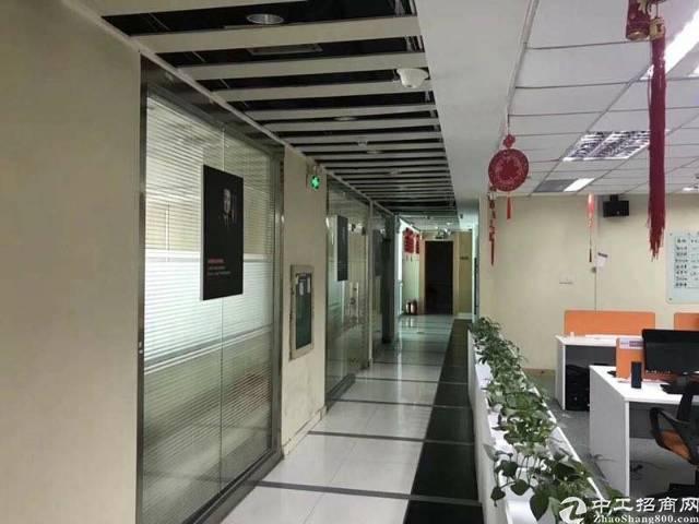 出租龙华天虹办公室面积1600平豪华装修-图5