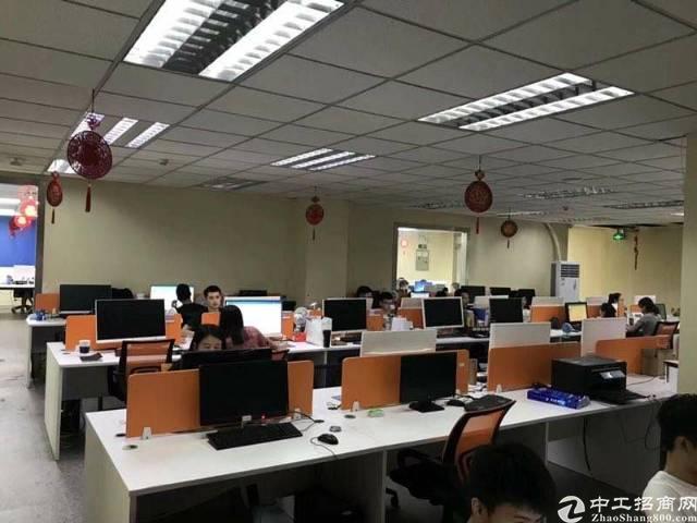 出租龙华天虹办公室面积1600平豪华装修-图3