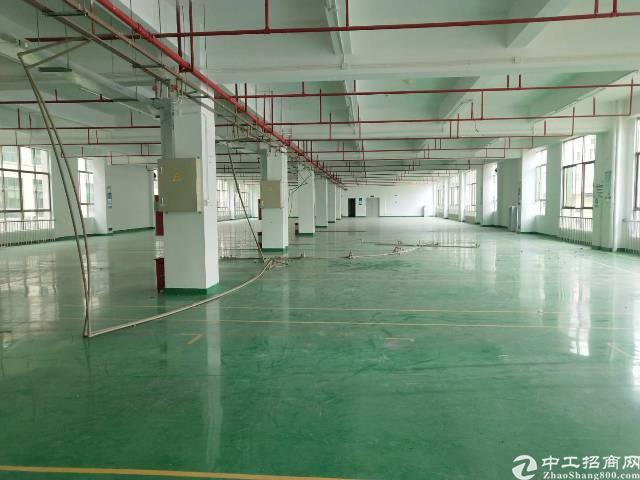 惠州市区附近一楼厂房招租带装修