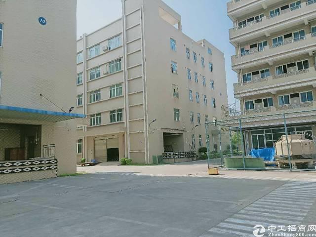 惠州市高新区现有独门独院标准厂房招租