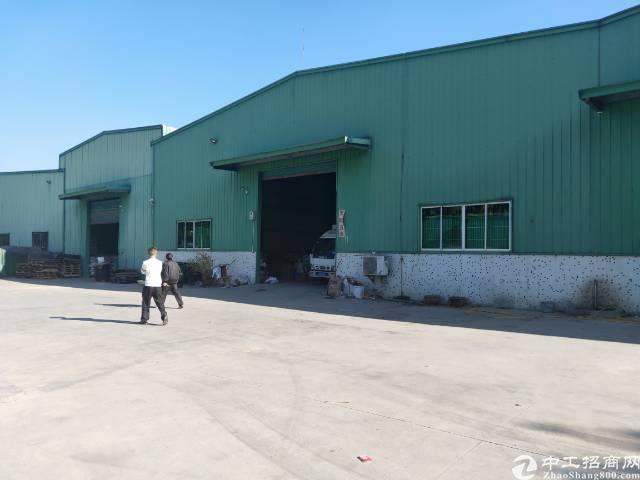 仓库七米高3500平招租。