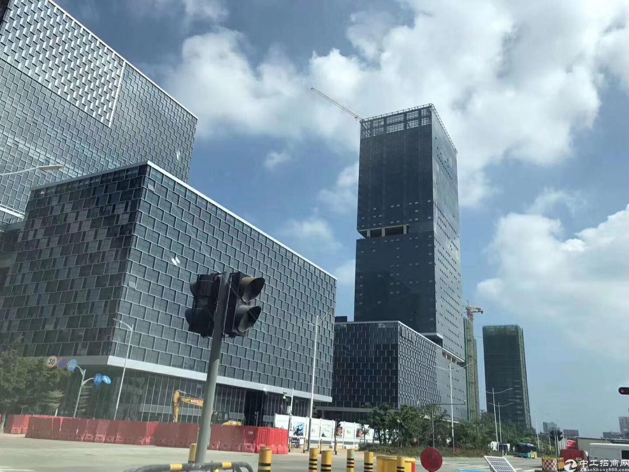 粤港澳湾区国有证红本科研办公室出售50年产权首付可3成