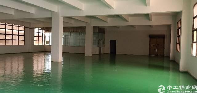 平湖厂房招租可分租200平方