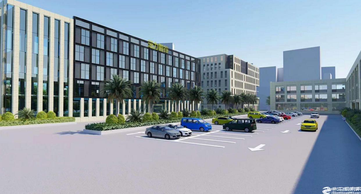 坂田红本厂房138平起租,大小随意组合。