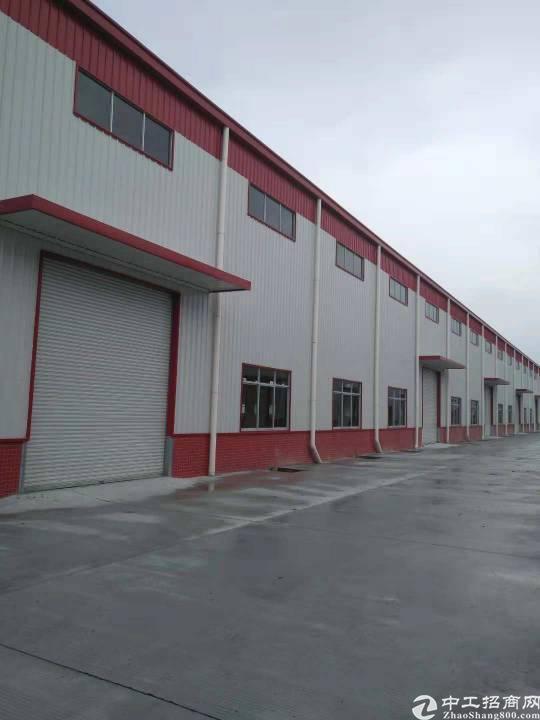 中堂镇独院厂房单一层3500平方钢构9朱高