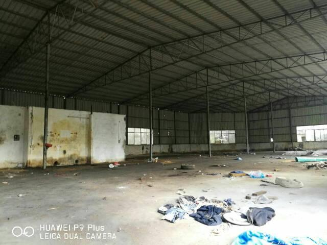 独立铁皮厂房300平方出租