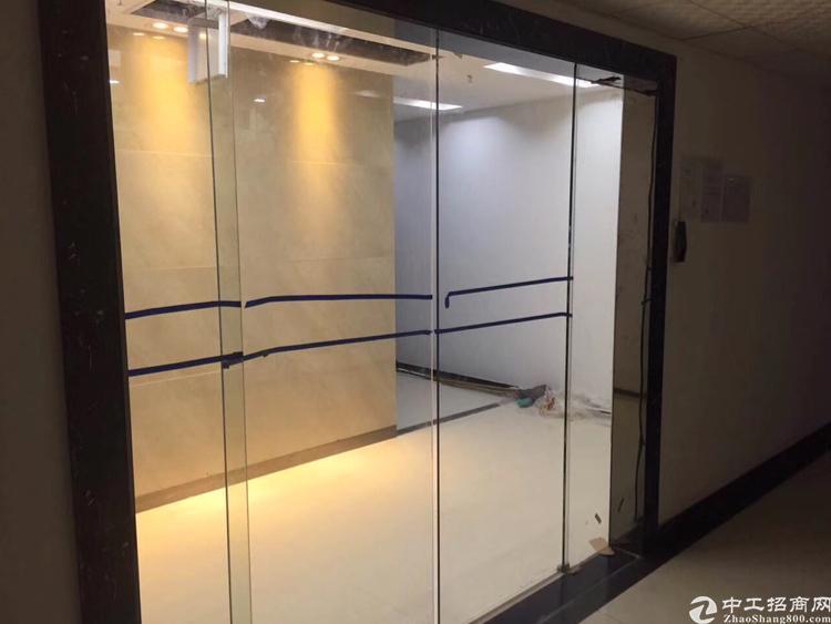 龙华地铁口精装修办公室600平招租