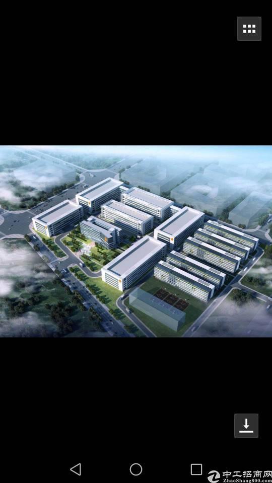 仲恺高新区7万多平方标准厂房出售