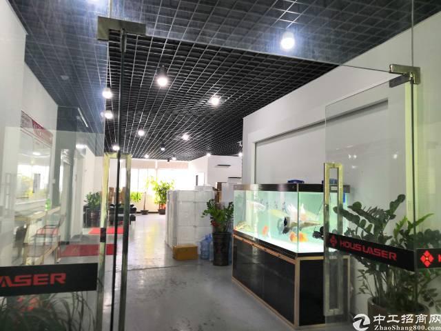 福永桥头工业园区1200平米整层带装修厂房出租