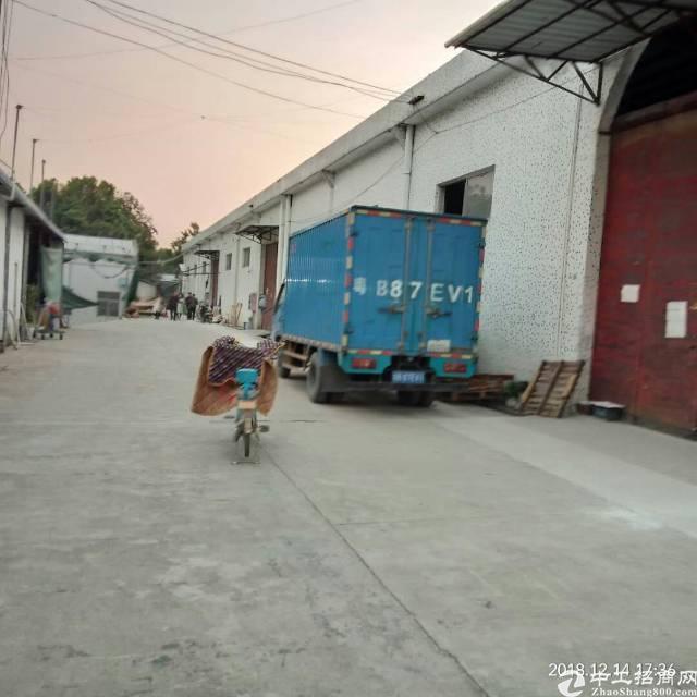 平湖海吉星旁钢构1800平米出租有现成办公室靠高速出口