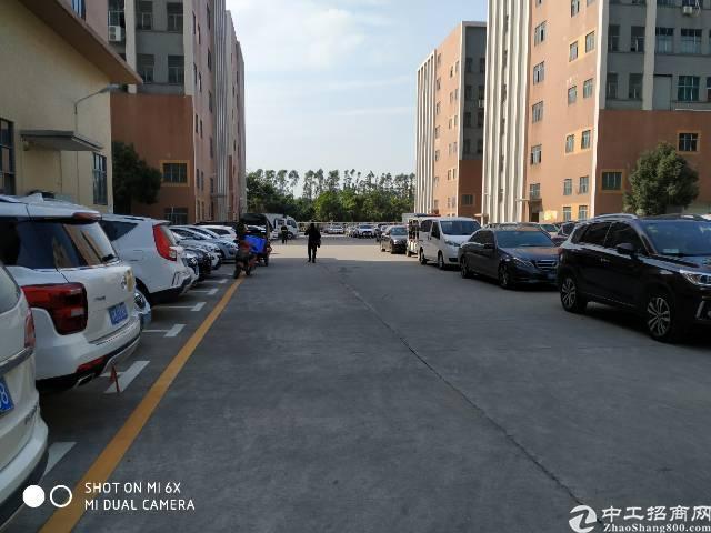 西乡黄田107国道边大型工业园新出一楼标准厂房3430平
