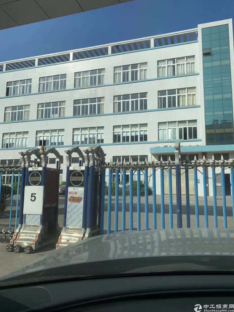 深圳石岩唯一在售红本独门独院红本厂房,太稀缺了,