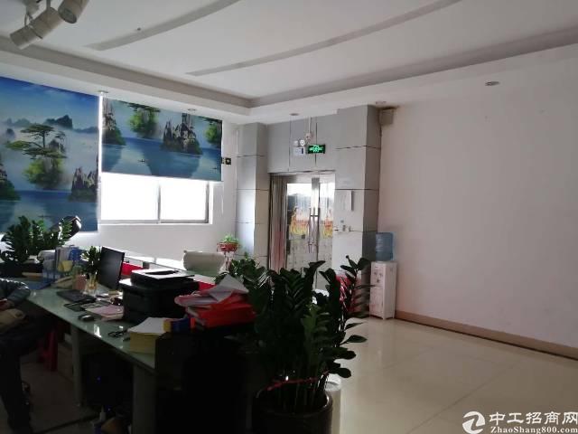 沙井东环路边上新出一楼1100平方带红本厂房出租-图4