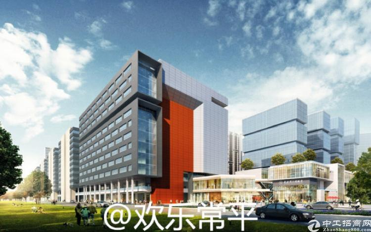 深圳东莞开发商写字楼厂房出售可分割分层或整栋独立红本50年产