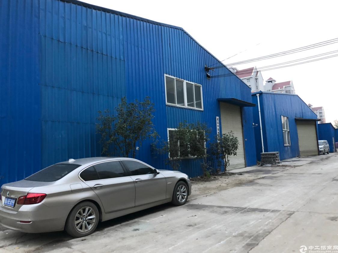 汉阳大道塑料厂钢结构厂房出租