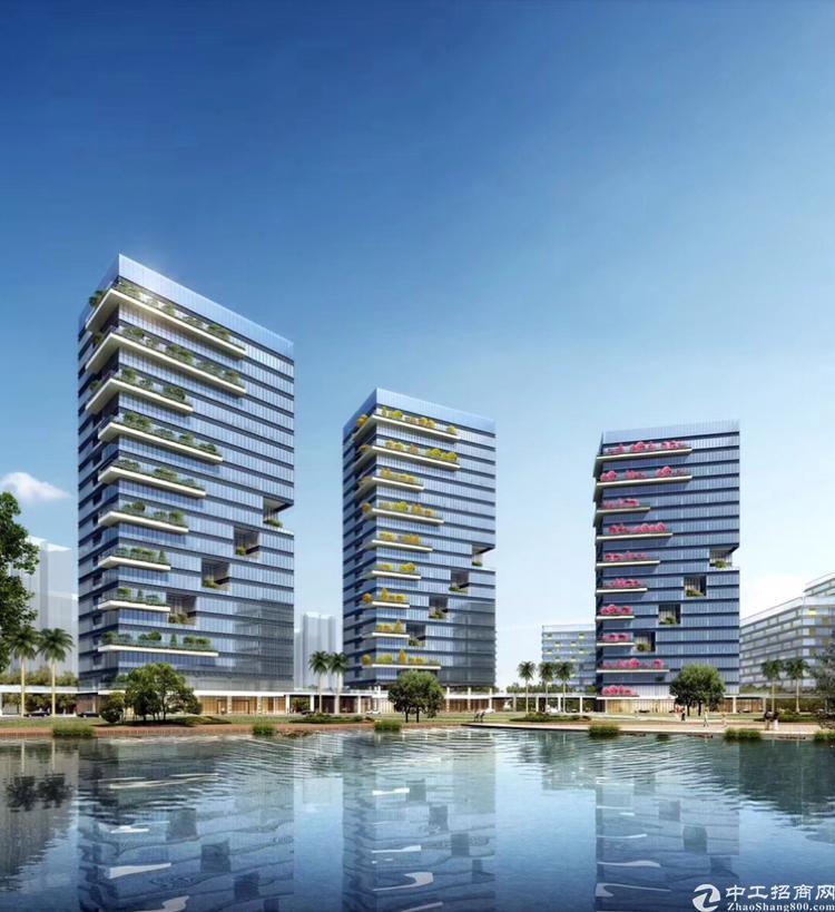 深圳东莞开发商写字楼厂房出售分层分割独立红本50年产权可按揭