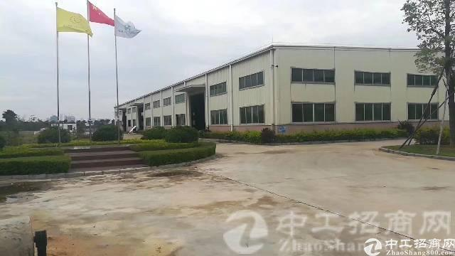 博罗县罗阳镇新出钢构厂房6000方租10元