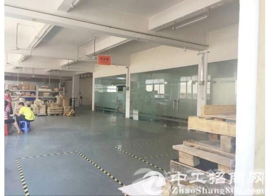 深圳市龙岗中心城新出厂房招租,无公摊,可大小分租