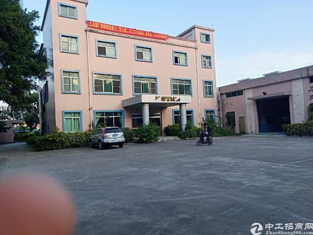 塘厦镇林村新建标准厂房五层单层550平招租
