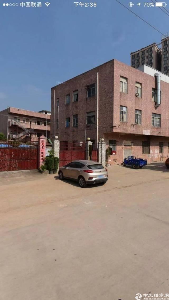 深圳旁边两公里厂房出售新三证