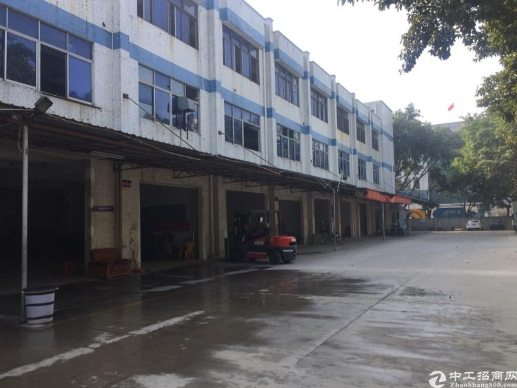 西乡黄田工业区2楼3楼3600平