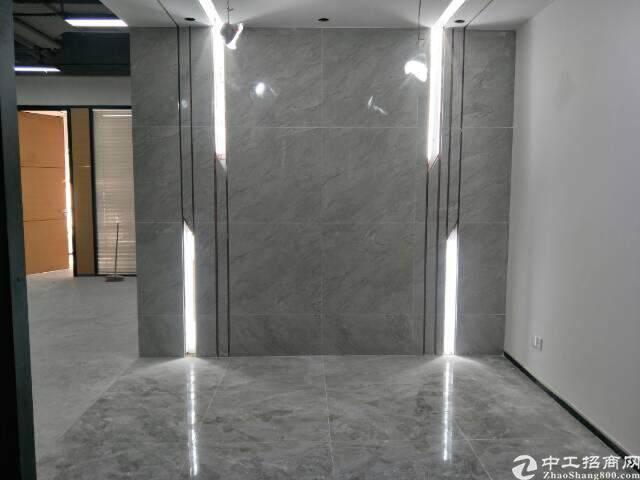 福永双地铁口全新写字楼火热招商大小面积都有图片3