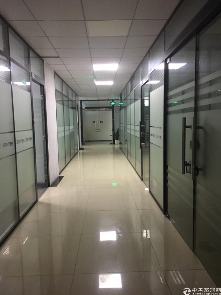 龙华地铁口新出200平办公室-图3