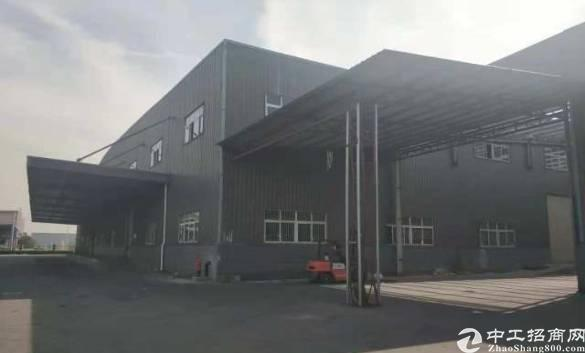 蔡甸钢结构3000平厂房可做仓库可分割