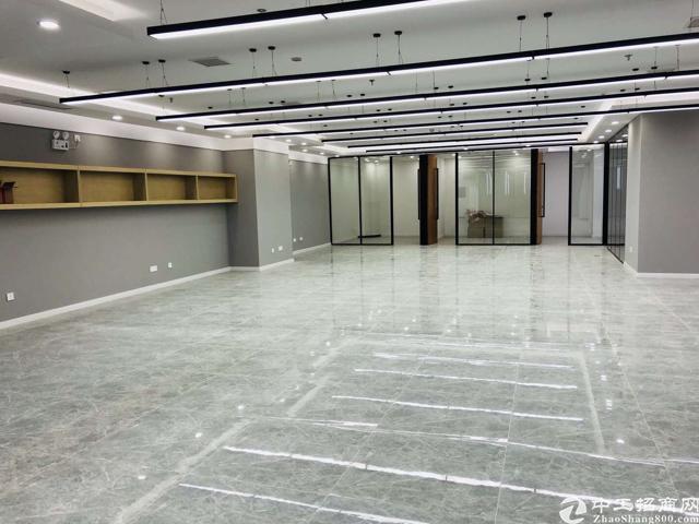 宏泰大厦24H空调66人间送仓库可分割经理室家具全