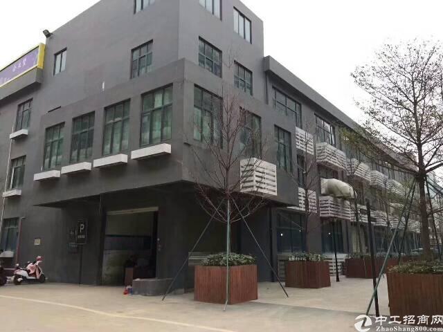 沙井宝安大道后亭附近新出独院厂房1-3层