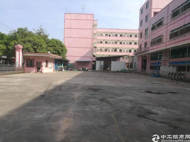 惠州仲恺区独院厂房14600平米带装修招租。