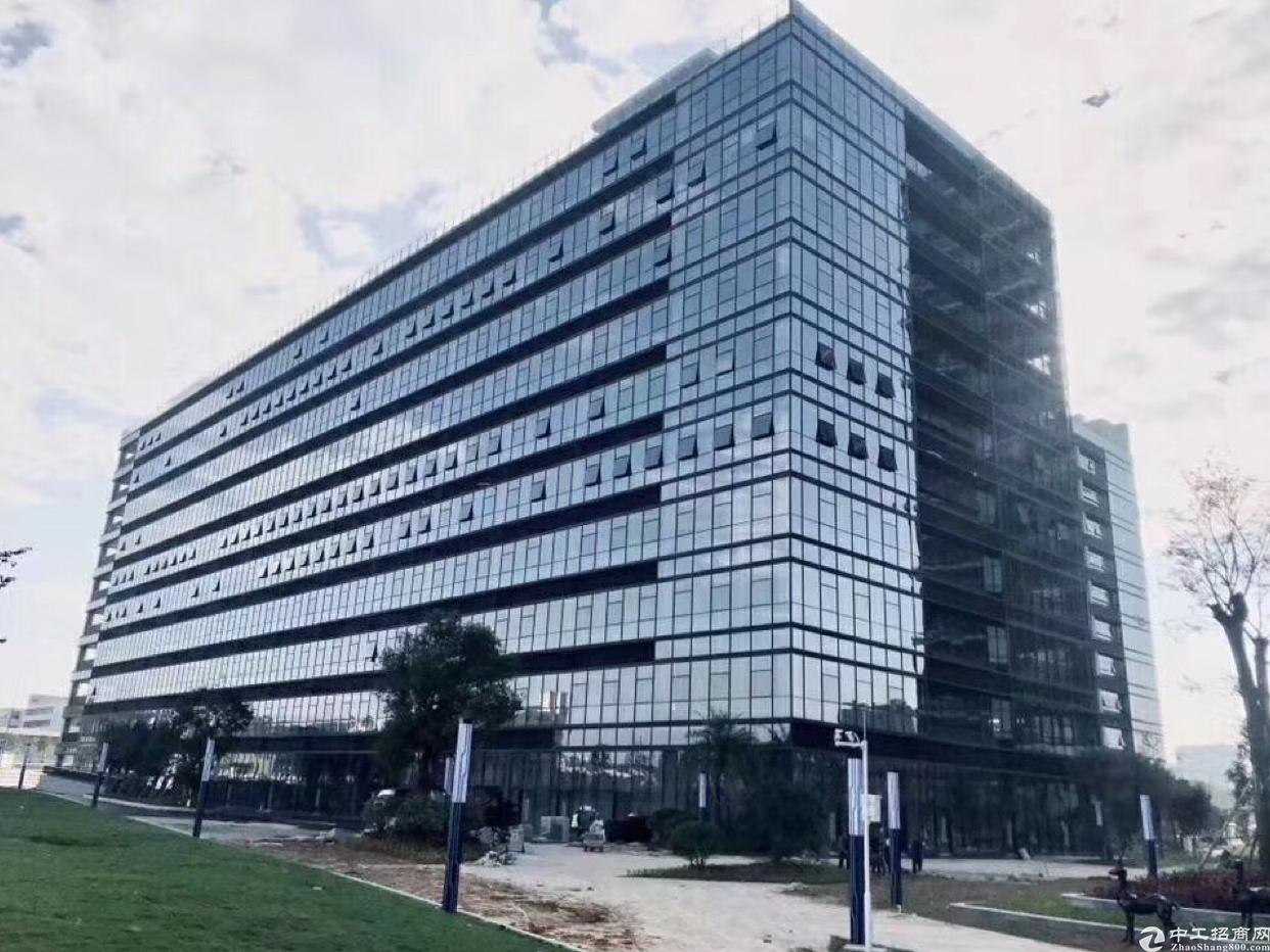 中国只有一个松山湖之高端厂房+办公+研发产业园出售