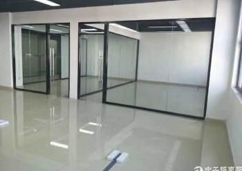 固戍站华盛泰科技大厦220平2+1格局业主直租图片6