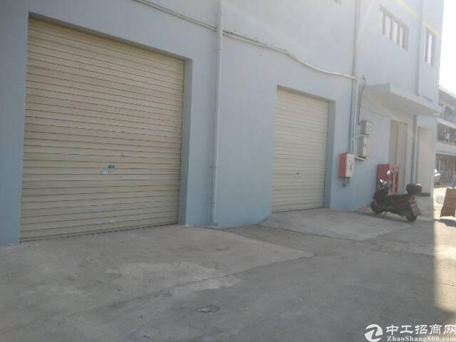 石岩德政路新出一楼550平米一楼7米厂房出租