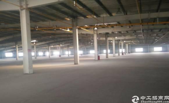 蔡甸钢结构3000平厂房可做仓库可分割-图2
