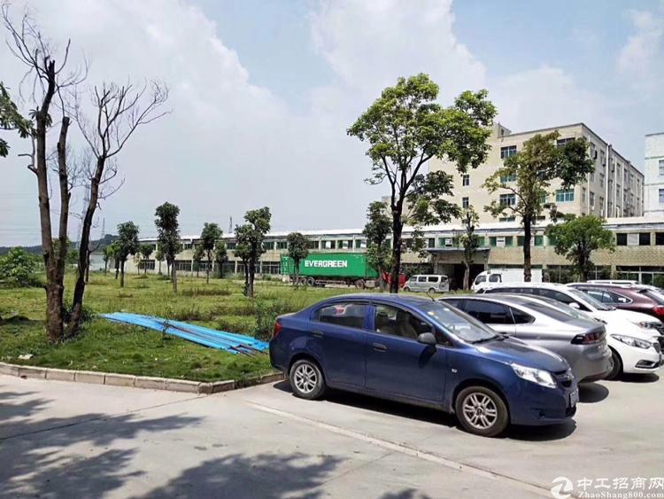 石岩水田龙大高速出口新出口楼上1500平带装修厂房出租