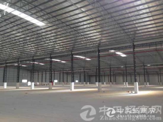 东莞市南城区新出13500平方全新物流园仓库,有超大卸货平台