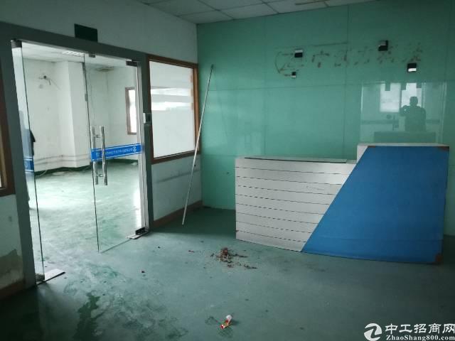 福永桥头独栋厂房4层共6000平方出租
