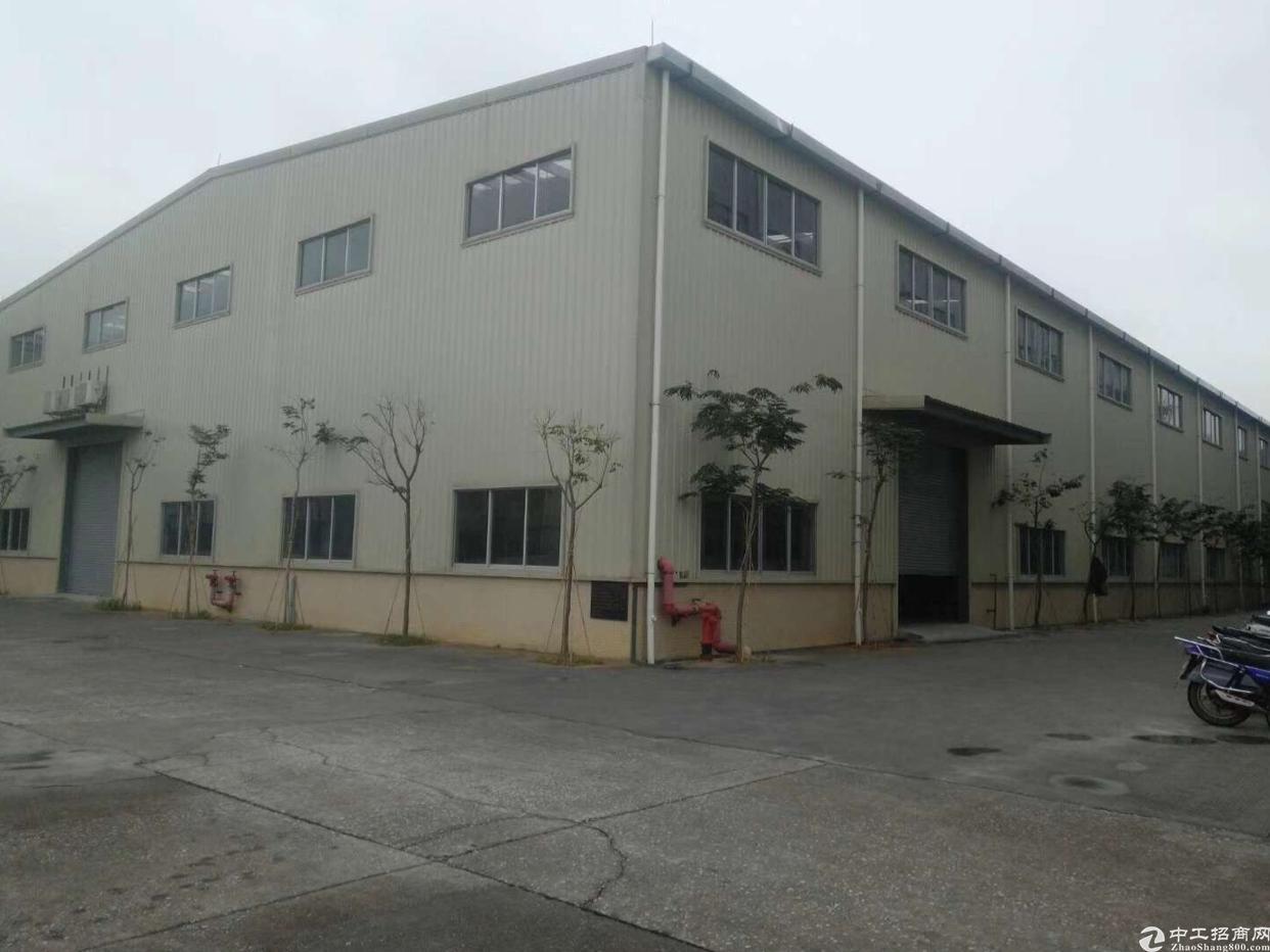 惠州沥林高速路口独院标准厂房出售