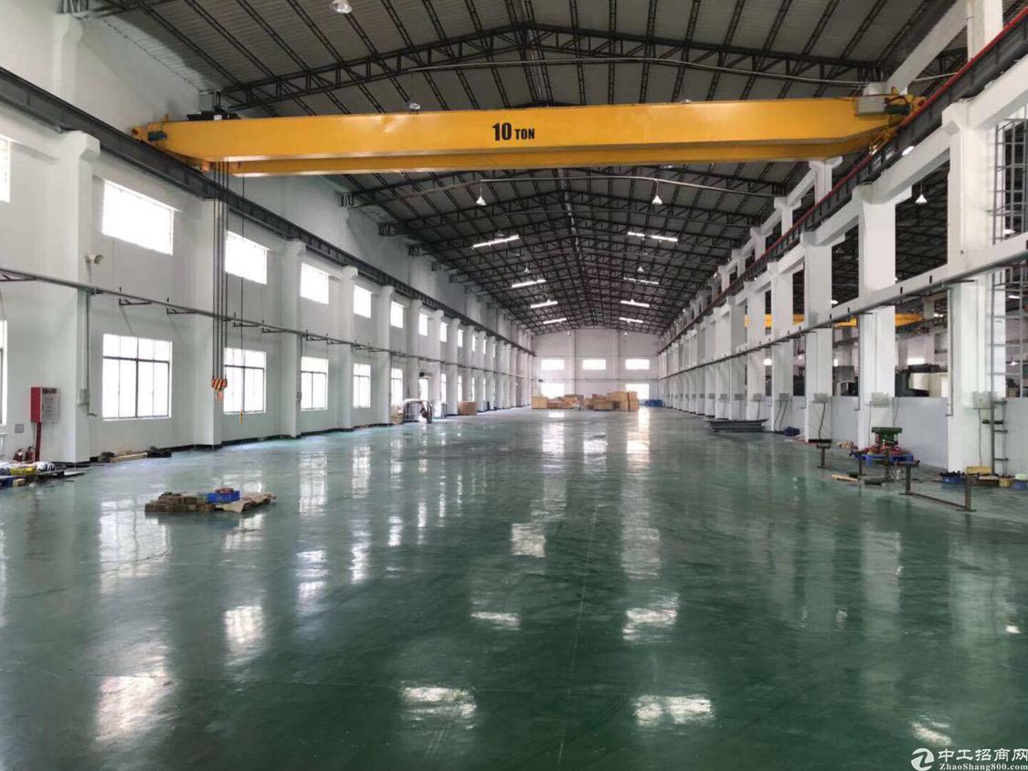 大岭山国有证单一层厂房20000平方米出售