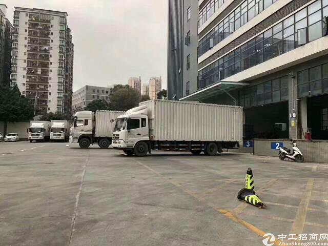 沙井新出1楼6米高物流仓1600平米