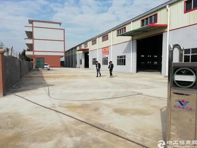博罗观音阁独门独院厂房招租9米高