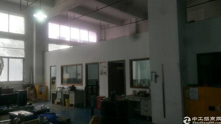 福永和平新出一楼530平方厂房出租-图2