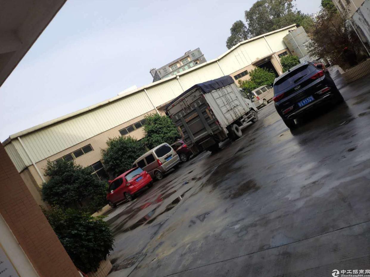 松山湖周边新出独院单一层厂房出售